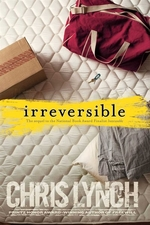 Book cover of IRREVERSIBLE