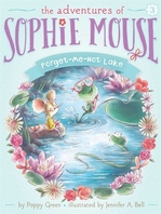 Book cover of ADVENTURES OF SOPHIE MOUSE 03 FORGET-ME-