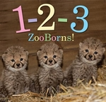 Book cover of 1-2-3 ZOOBORNS