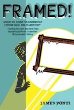 Book cover of FRAMED 01