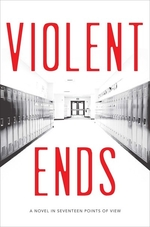 Book cover of VIOLENT ENDS