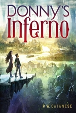 Book cover of DONNY'S INFERNO