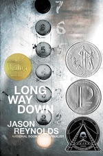 Book cover of LONG WAY DOWN
