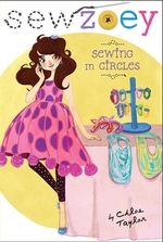 Book cover of SEWING IN CIRCLES