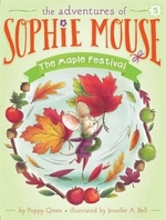Book cover of ADVENTURES OF SOPHIE MOUSE 05 MAPLE FEST