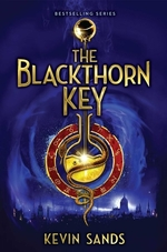 Book cover of BLACKTHORN KEY 01