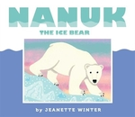 Book cover of NANUK THE ICE BEAR