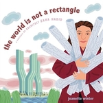 Book cover of WORLD IS NOT A RECTANGLE