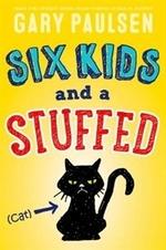 Book cover of 6 KIDS & A STUFFED CAT