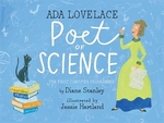 Book cover of ADA LOVELACE POET OF SCIENCE