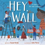 Book cover of HEY WALL