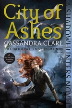 Book cover of MORTAL INSTRUMENTS 02 CITY OF ASHES