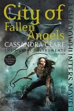 Book cover of MORTAL INSTRUMENTS 04 CITY OF FALLEN ANG
