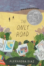 Book cover of ONLY ROAD