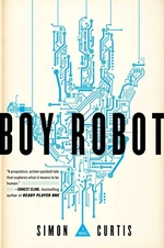 Book cover of BOY ROBOT