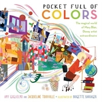 Book cover of POCKET FULL OF COLOURS