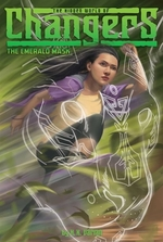 Book cover of CHANGERS 02 EMERALD MASK