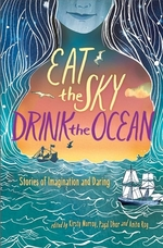 Book cover of EAT THE SKY DRINK THE OCEAN