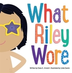 Book cover of WHAT RILEY WORE