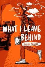 Book cover of WHAT I LEAVE BEHIND