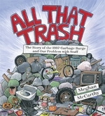 Book cover of ALL THAT TRASH
