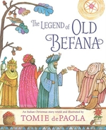 Book cover of LEGEND OF OLD BEFANA - AN ITALIAN CHRIST