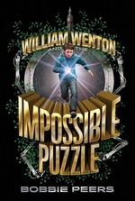Book cover of WILLIAM WENTON 01 IMPOSSIBLE PUZZLE