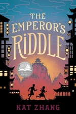 Book cover of EMPEROR'S RIDDLE