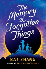 Book cover of MEMORY OF FORGOTTEN THINGS
