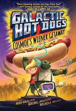 Book cover of GALACTIC HOT DOGS 01