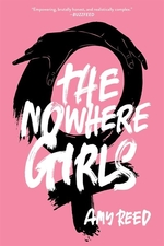 Book cover of NOWHERE GIRLS