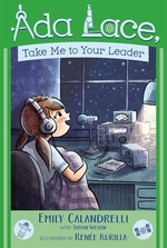 Book cover of ADA LACE 03 TAKE ME TO YOUR LEADER