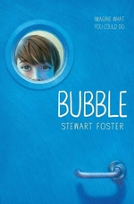 Book cover of BUBBLE