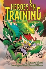 Book cover of HEROES IN TRAINING 15 ZEUS & THE DREADFU