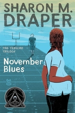 Book cover of NOVEMBER BLUES