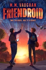 Book cover of FRIENDROID