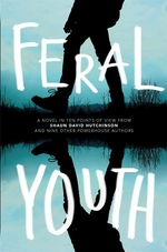 Book cover of FERAL YOUTH