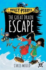 Book cover of GREAT DRAIN ESCAPE