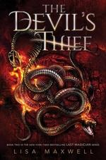 Book cover of DEVIL'S THIEF