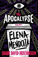 Book cover of APOCALYPSE OF ELENA MENDOZA