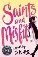 Book cover of SAINTS & MISFITS