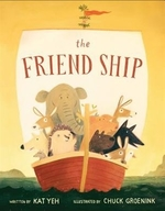 Book cover of FRIEND SHIP