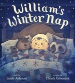 Book cover of WILLIAM'S WINTER NAP