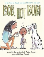 Book cover of BOB NOT BOB