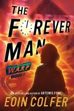 Book cover of WARP - THE FOREVER MAN