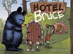 Book cover of HOTEL BRUCE
