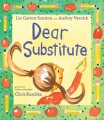 Book cover of DEAR SUBSTITUTE