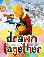 Book cover of DRAWN TOGETHER