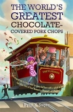 Book cover of WORLD'S GREATEST CHOCOLATE COVERED PORKC