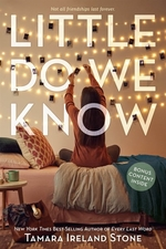 Book cover of LITTLE DO WE KNOW